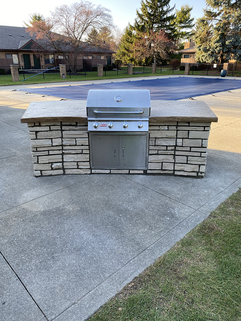 Grill Station